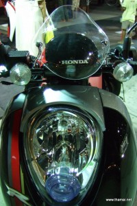 Honda Scoopy-i front light