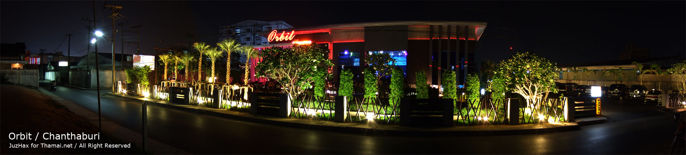Orbit Pub