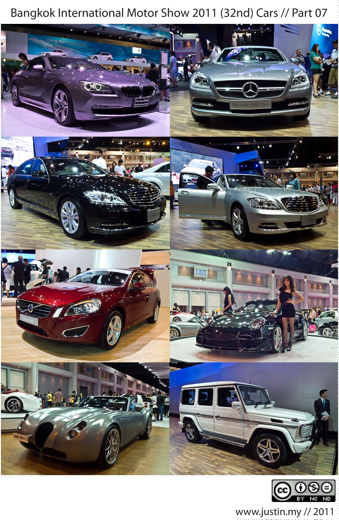 bangkok international motor show 2011 cars tha mai. Black Bedroom Furniture Sets. Home Design Ideas