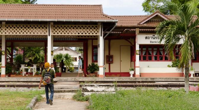 Bankrut Station in Prachuap