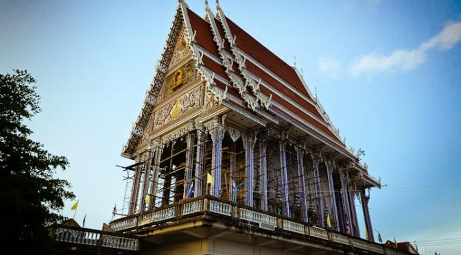 Wat Paknam Kheam Nu