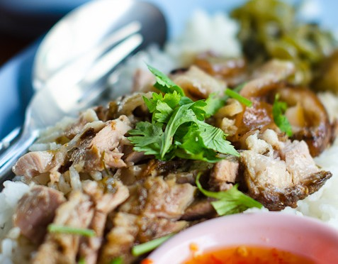 Trotter rice near Rayong