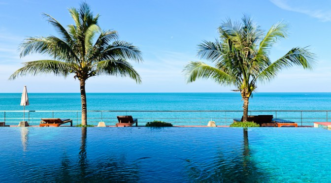 Swimming Pool in Koh Chang Grand View Resort