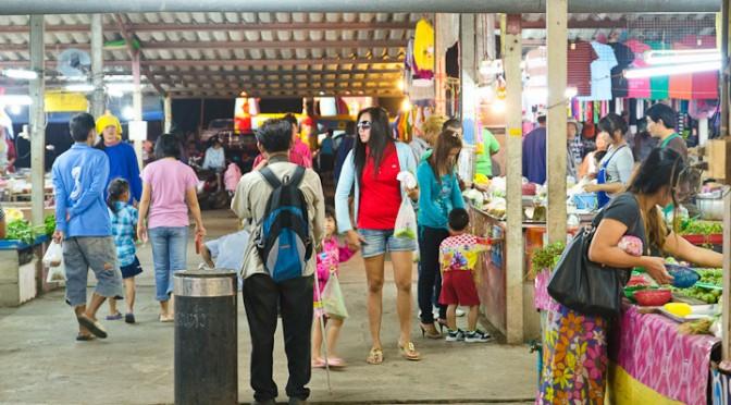 Market in Chanthaburi 2011 Dec