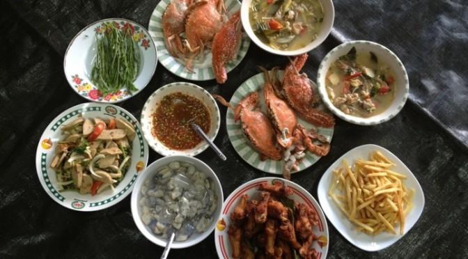 Happy Songkran Festival 2555